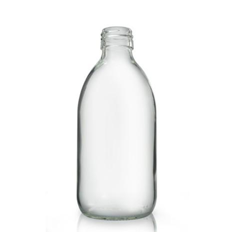 Glasflaska 300 ml - klar