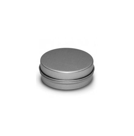 Aluminiumdosa 20 ml - slätt lock