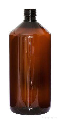 PET-flaska - 1 liter