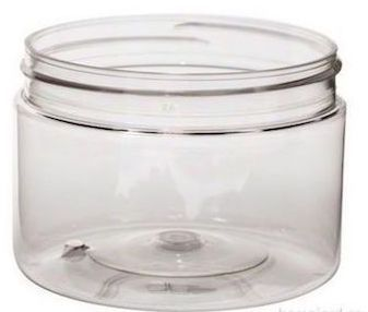 PET-burk - klar, 150 ml