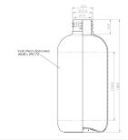 PET-flaska - 250 ml