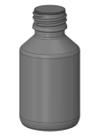 PET-flaska - 100 ml
