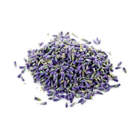 Lavendelblommor - ekologiska