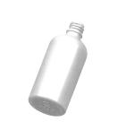 Glasflaska 100 ml - brun